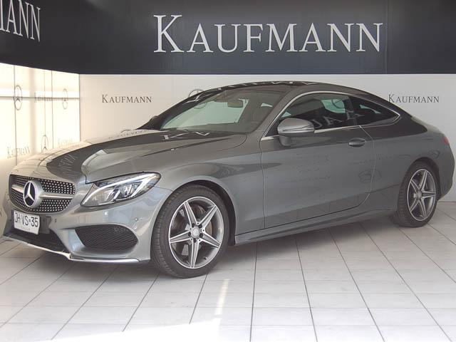 MERCEDES BENZ C 300 coupe 2017