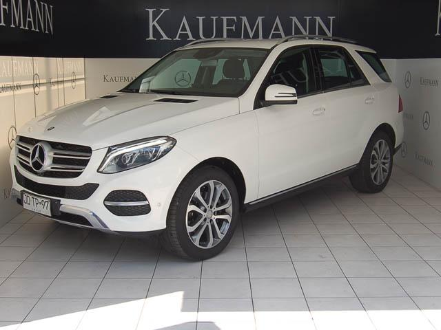 MERCEDES BENZ GLE 250 D 2017