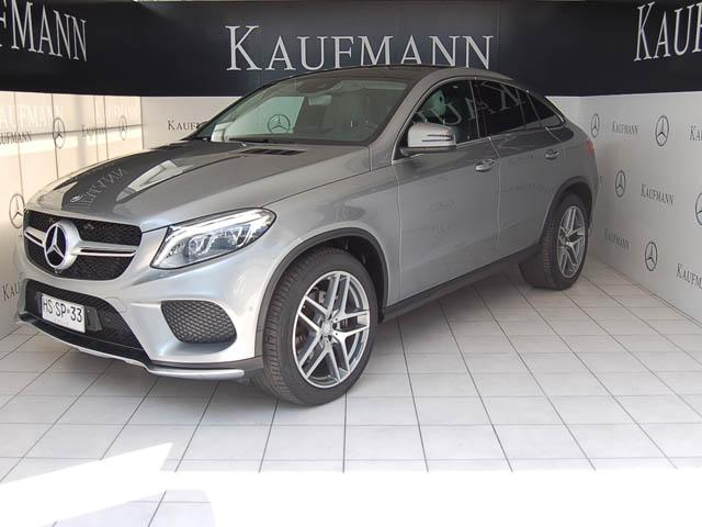 MERCEDES BENZ GLE 350 COUPE 2016