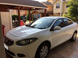 RENAULT FLUENCE  AUTHENTIQUE MT 2014