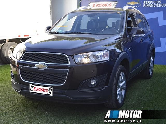 CHEVROLET CAPTIVA  lt 2015