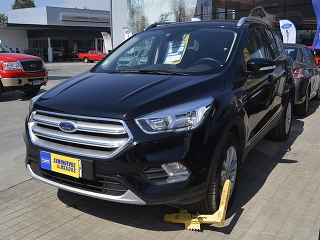 FORD ESCAPE  ESCAPE 2.0 AUT 2018