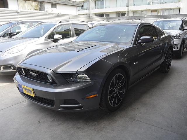 FORD MUSTANG  MUSTANG 5.0 2013