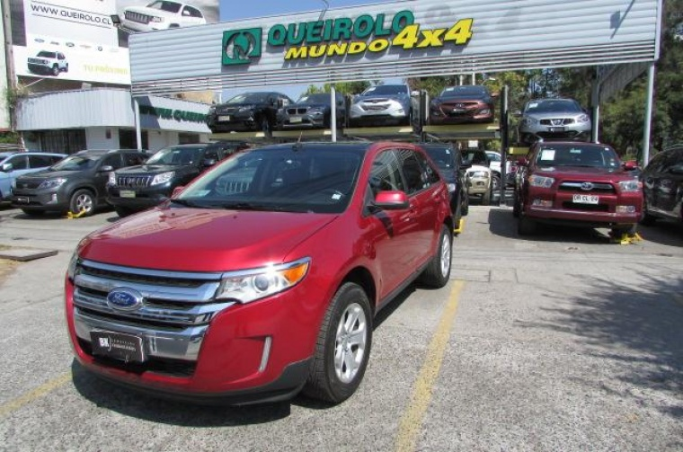 FORD EDGE  3.5 SEL AWD 2012