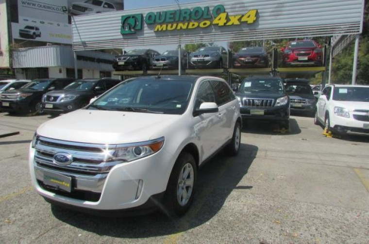 FORD EDGE  3.5 SEL AWD 2014