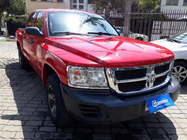 DODGE DAKOTA  sxt 3.7 aut 2009
