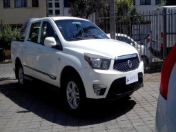 SSANGYONG ACTYON  2.0 2014