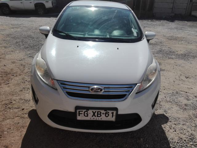 FORD FIESTA  NOTCH 4P SES 2013