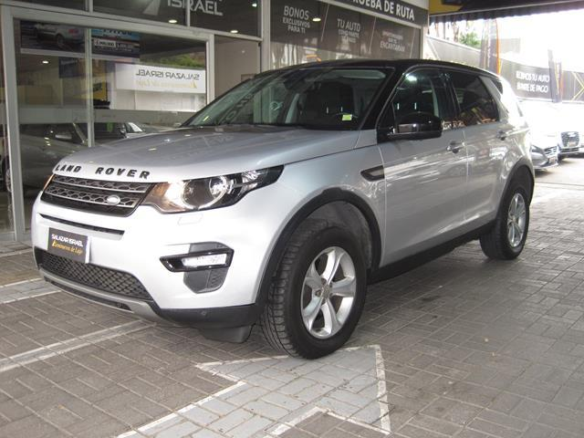 LAND ROVER DISCOVERY  DISCOVERY SPORT 4X4 2.0 AUT 2015