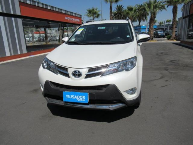 TOYOTA RAV4  2.4 4X2 AT 2014