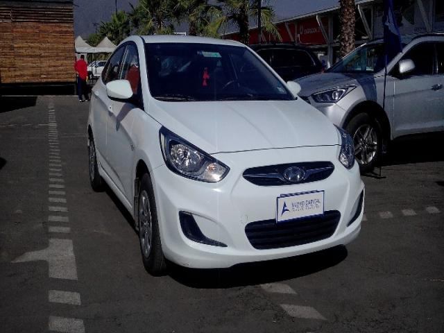 HYUNDAI ACCENT  RB GL 1.4 2013