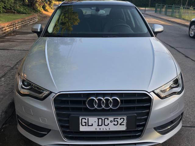 AUDI A3  SB ATTRACTION TFSI STRONIC 2014