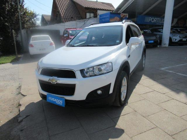 CHEVROLET CAPTIVA  2.4 LS 2014