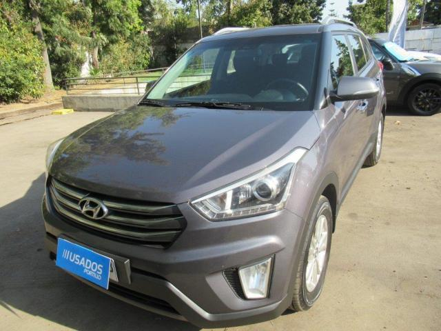 HYUNDAI CRETA CRETA GS 1,6 AT GLS 2AB ABS 2017