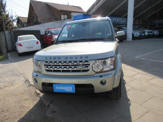 LAND ROVER DISCOVERY  HSE 2014