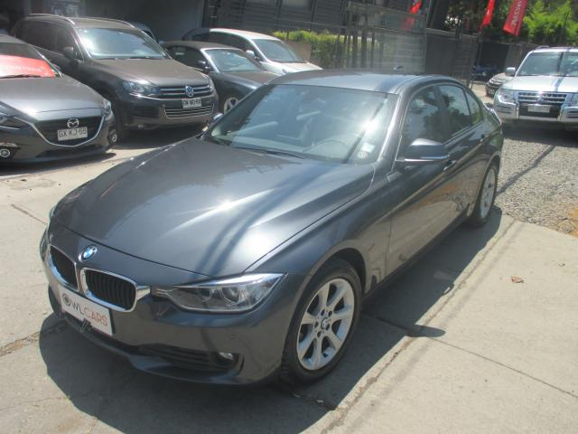 BMW 320 D LUXURY 2014