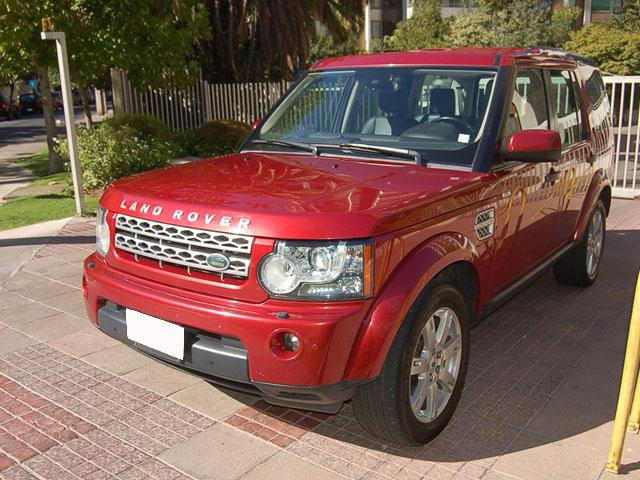 LAND ROVER DISCOVERY  4 3.0 bi turbo v6 DSL SE 2011