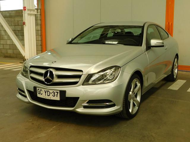 MERCEDES BENZ C 180  BLUEEFFICIENCY COUPE SPORT 2014