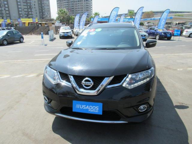NISSAN X-TRAIL  SENSE 4WD AT 2017