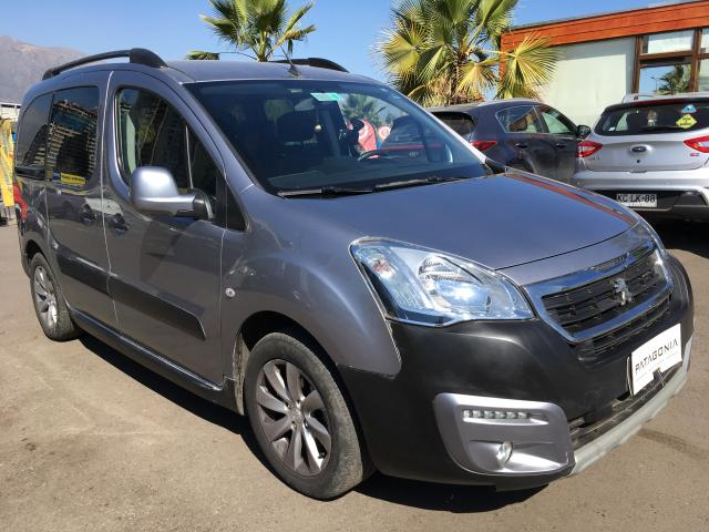 PEUGEOT TEPEE  OUTDOOR ALLURE HDI 1.6 2016
