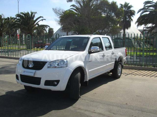 GREAT WALL WINGLE  WINGLE 5 4X4 2016
