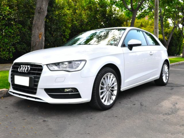 AUDI A3  ATTRACTION 1.4 TFSI MANUAL 2014