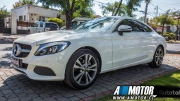 MERCEDES BENZ C 200  COUPE 2017