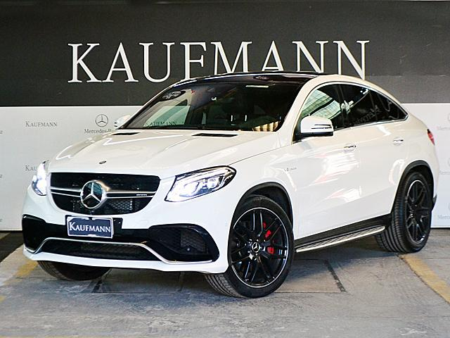 MERCEDES BENZ GLE 63 S AMG COUPE V8 BITURBO 2016