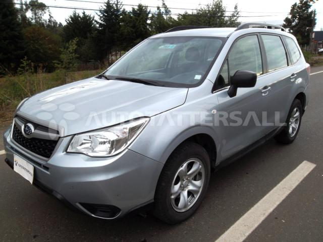 SUBARU FORESTER  ALL NEW FORESTER CVT 2016