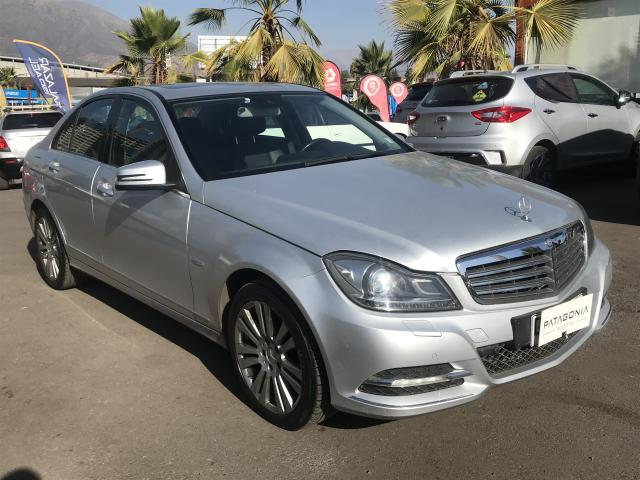 MERCEDES BENZ C 300 ELEGANCE AT **OFERTA** 2012