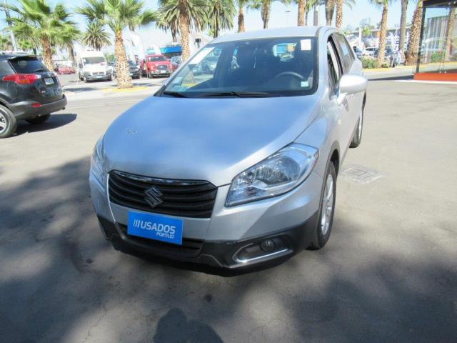 SUZUKI S CROSS GL 1.6 AT 2015