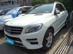 MERCEDES BENZ 350 ML 350 BLUE EFFICIENCY 2013