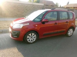 CITROEN C-3 PICASSO HDI SEDUCTION 2015
