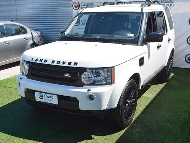 LAND ROVER DISCOVERY  4 HSE BLACK EDITION 2014