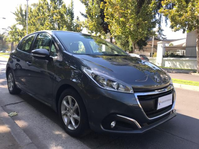 PEUGEOT 208 ACTIVE HDI 1.4 2016