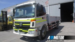 FOTON BOX AUTMAN 6 X 4 2014