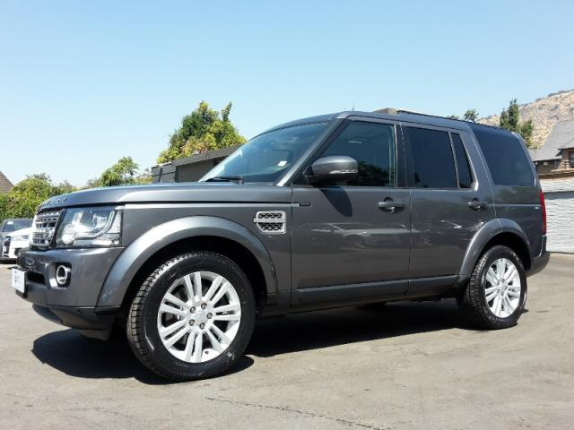 LAND ROVER DISCOVERY  HSE V6 4X4 2015