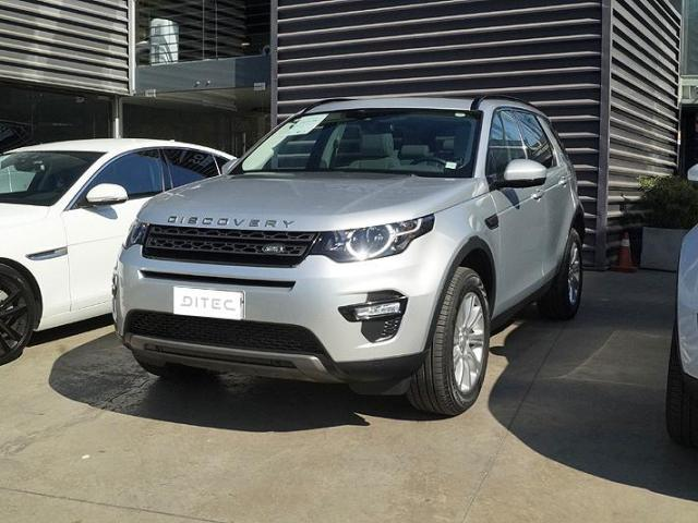 LAND ROVER DISCOVERY  SPORT SE PLUS 2016