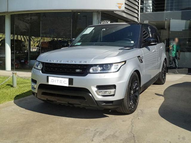 LAND ROVER RANGE ROVER 3.0 SUPERCHARGED HSE 2014