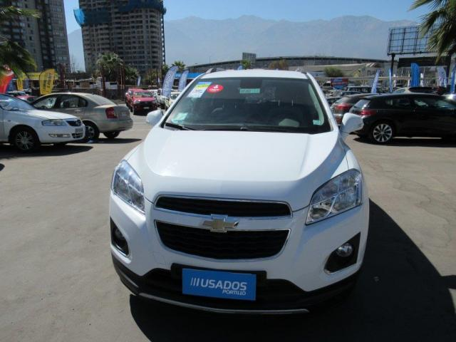 CHEVROLET TRACKER LT MT AC 2AB ABS LL 1.8 2016