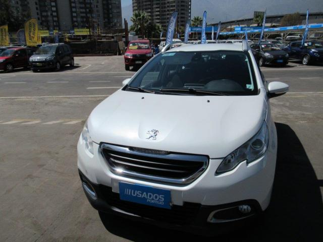 PEUGEOT 2008 ACTIVE HDI AC 2AB ABS MT 2015
