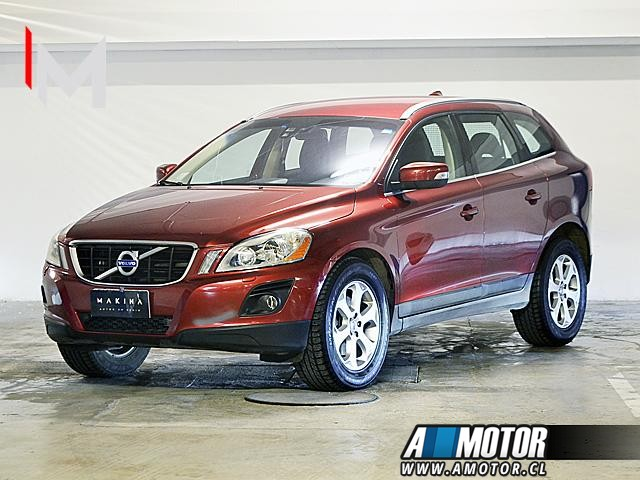 VOLVO XC60  T6 COMFORT IMPECABLE ESTADO 2010