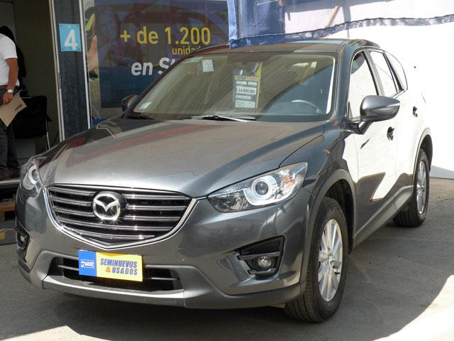 MAZDA CX-5  NEW CX 5 R 2.0 AUT 2017