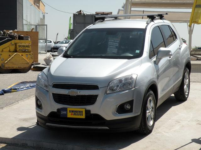 CHEVROLET TRACKER TRACKER LT AWD 1.8 AT 2014