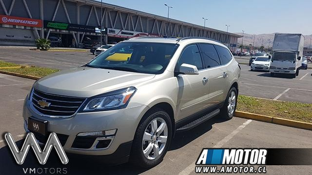 CHEVROLET TRAVERSE  LTZ AWD AT 3.6 2017