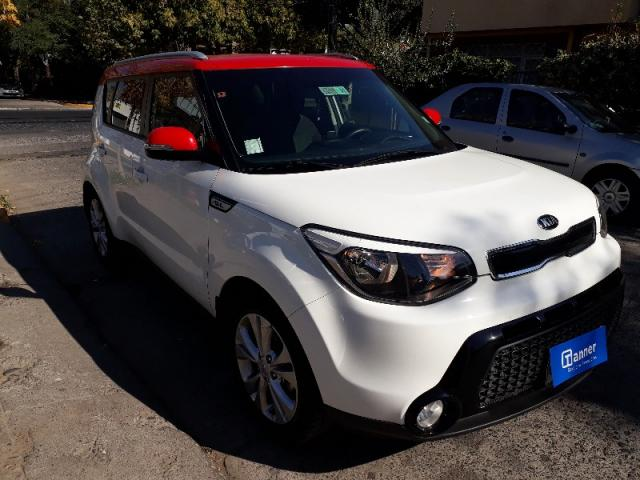 KIA MOTORS SOUL  EX 1.6 FULL BICOLOR 2016