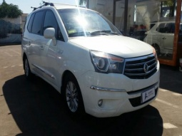 SSANGYONG STAVIC  2.0 TURBO 2015