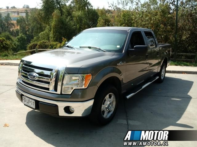 FORD F-150  F-150 3.7 XLT Double Cab 2013