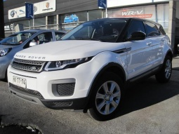 LAND ROVER EVOQUE  EVOQUE PURE AWD 2.0 AUT 2016