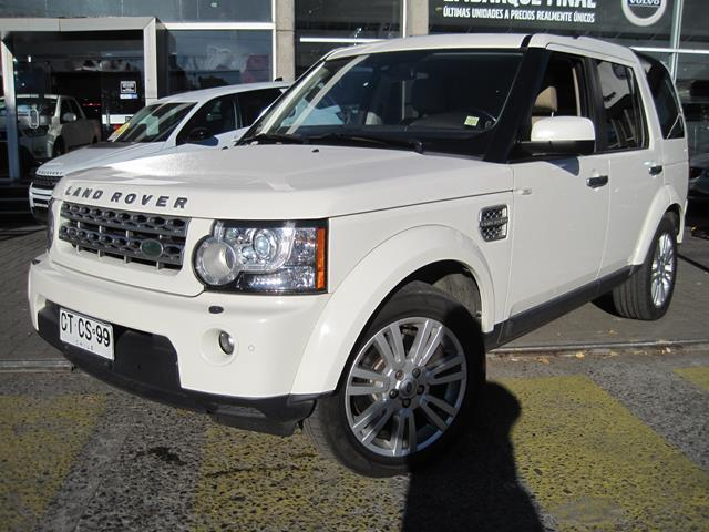 LAND ROVER DISCOVERY  DISCOVERY 4 HSE 5.0 2011